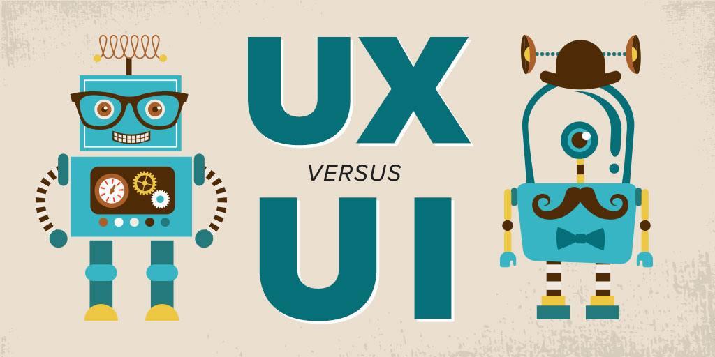 Разница между UX и UI дизайном