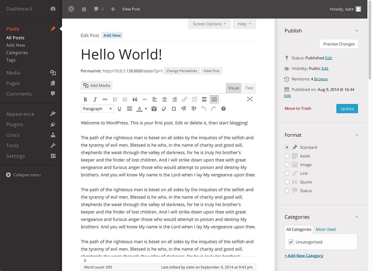 Админка WordPress ТОП 20 премиум и бесплатные шаблоны и плагины 2017 11