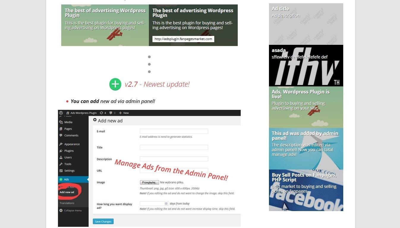 плагины для рекламы WordPress: прокачайте свой бизнес 3