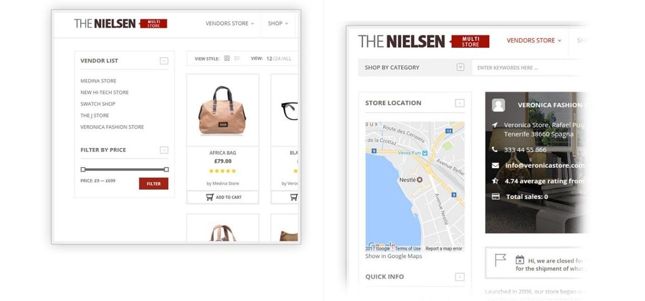 WooCommerce маркет – Плагины для торговой площадки в стиле Amazon 3