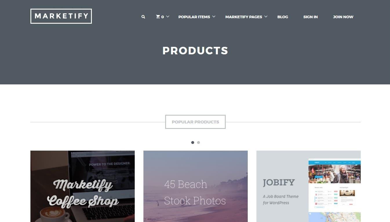 WooCommerce маркет – Плагины для торговой площадки в стиле Amazon 6