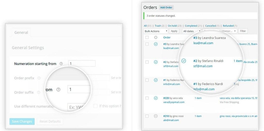 WooCommerce заказы: простое оформление, обработка и управление 04