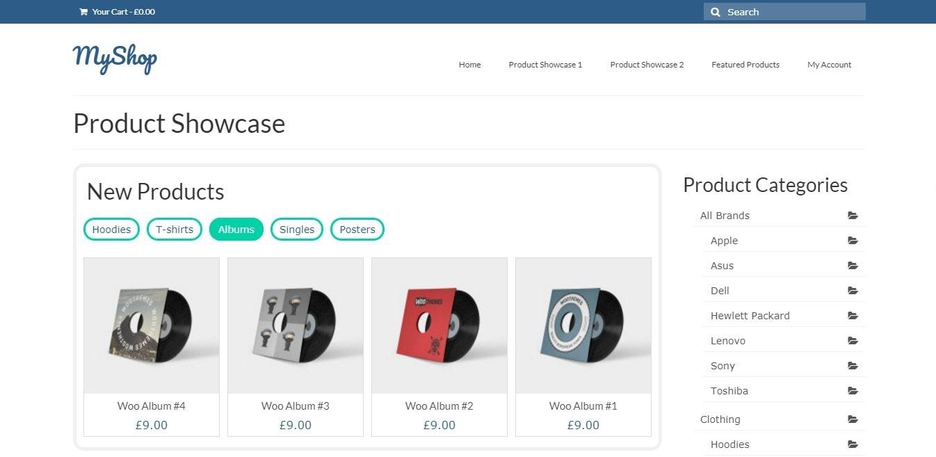 WooCommerce категории товаров: простой каталог для вашего магазина 4