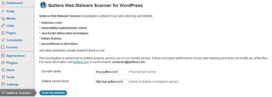 как найти вредоносный код на сайте WordPress – 8 способов 5