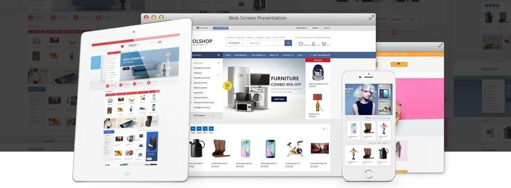 красивые шаблоны сайтов: готовый блог, портфолио, магазин или лендинг 09