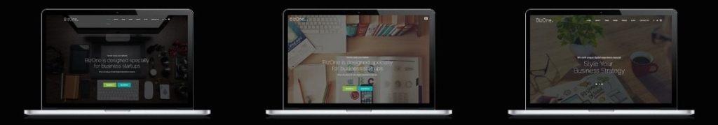премиум шаблоны Joomla: готовый блог, бизнес-сайт, портфолио и магазин 08