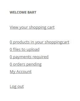 WooCommerce личный кабинет покупателя: Плагины настройки интерфейса 04