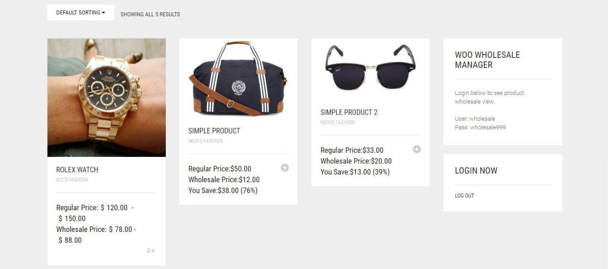 WooCommerce оптовая цена: плагины для быстрых и выгодных продаж