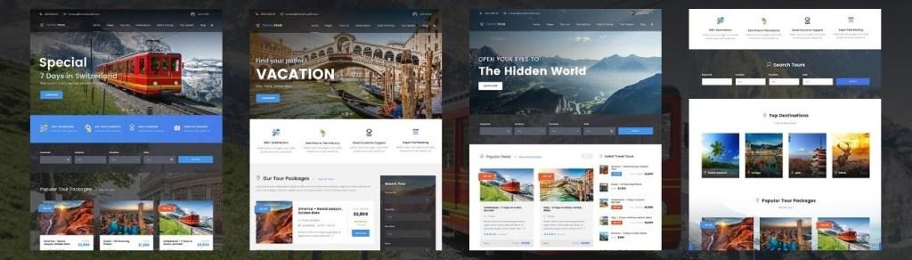 дизайн сайта на WordPress: премиум шаблоны и курсы для разработки 05