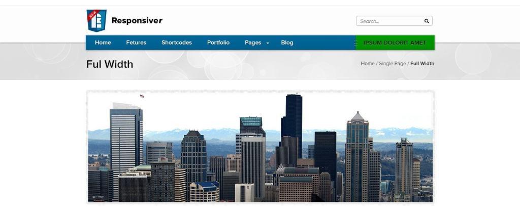 макет сайта Bootstrap для отзывчивых веб-ресурсов 07