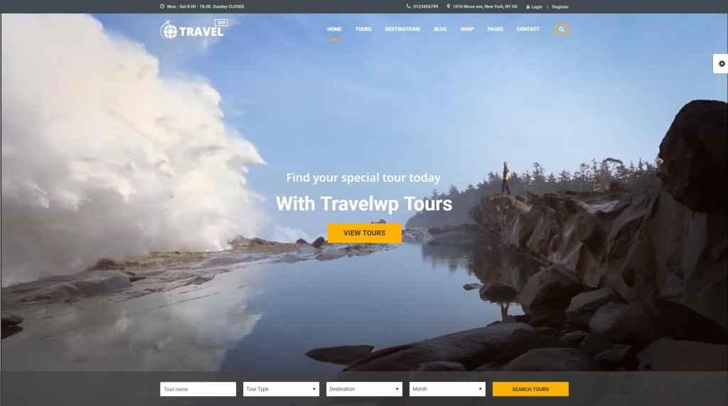готовые дизайны сайтов для бизнеса, блога и eCommerce 02