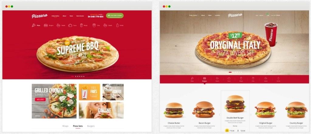 готовые дизайны сайтов для бизнеса, блога и eCommerce 04