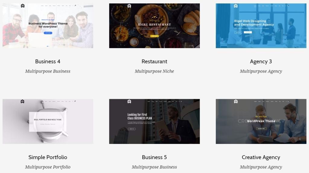 свежий обзор шаблонов WordPress с премиум дизайном 04