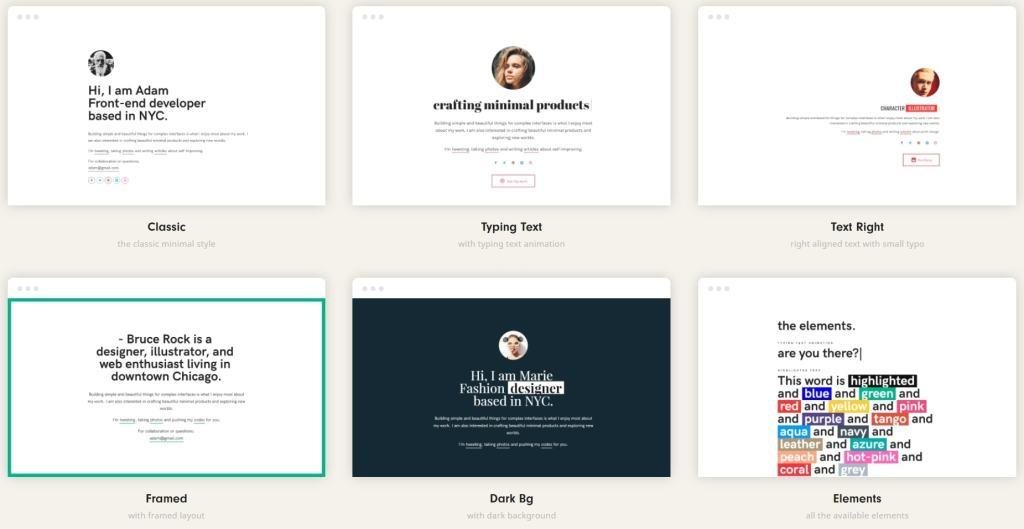 макеты сайтов HTML с возможностью разработки под любую платформу 34