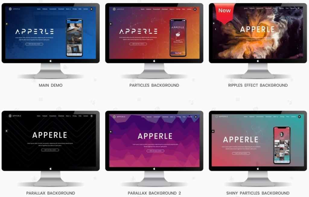 Топ 100 адаптивные HTML шаблоны для бизнеса, портфолио, блога и магазина 64