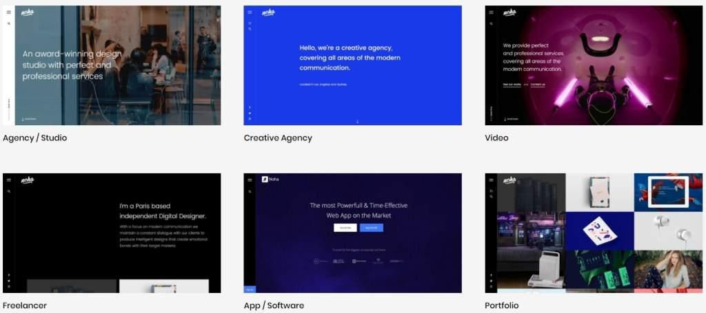 Топ 100 адаптивные HTML шаблоны для бизнеса, портфолио, блога и магазина 72