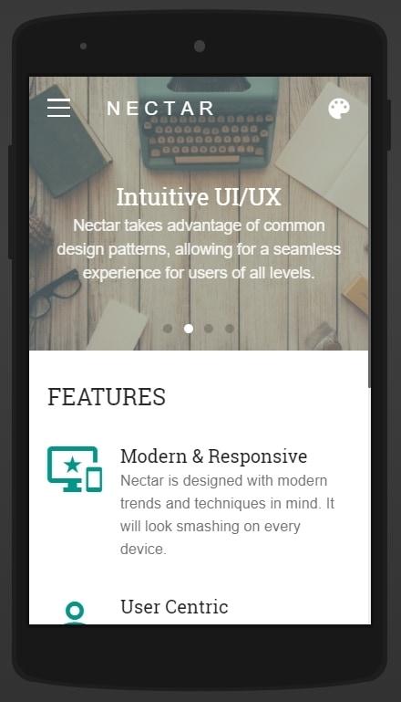Топ 100 адаптивные HTML шаблоны для бизнеса, портфолио, блога и магазина 84