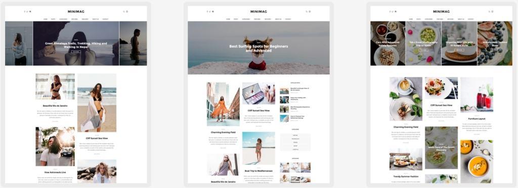 Топ 100 адаптивные HTML шаблоны для бизнеса, портфолио, блога и магазина 89