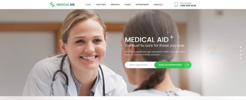 PSD макеты сайтов – 50 дизайнерских концепций для вашего бизнеса 05