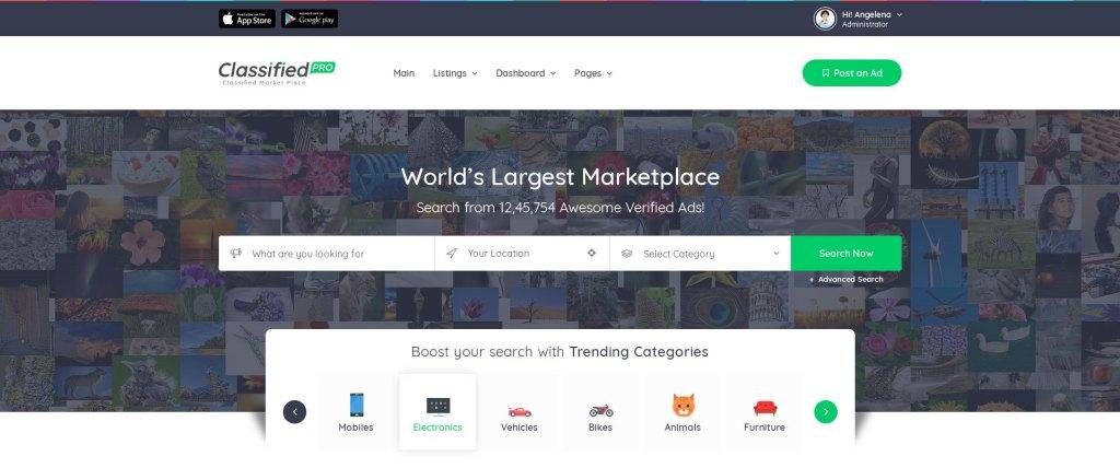 PSD макеты сайтов – 50 дизайнерских концепций для вашего бизнеса 13
