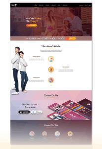 PSD макеты сайтов – 50 дизайнерских концепций для вашего бизнеса 18