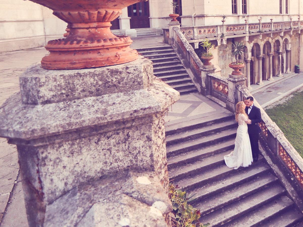 Burgen und Schlösser zum Heiraten