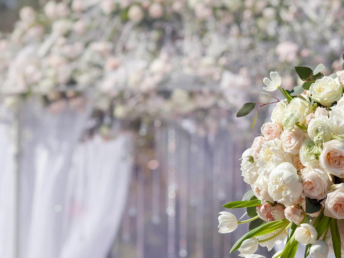 Heiraten in Berlin Blumen & Location für Hochzeit