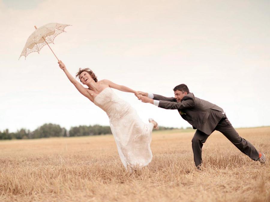 Hochzeitsfoto Berlin von Franca Hoser Fotografie