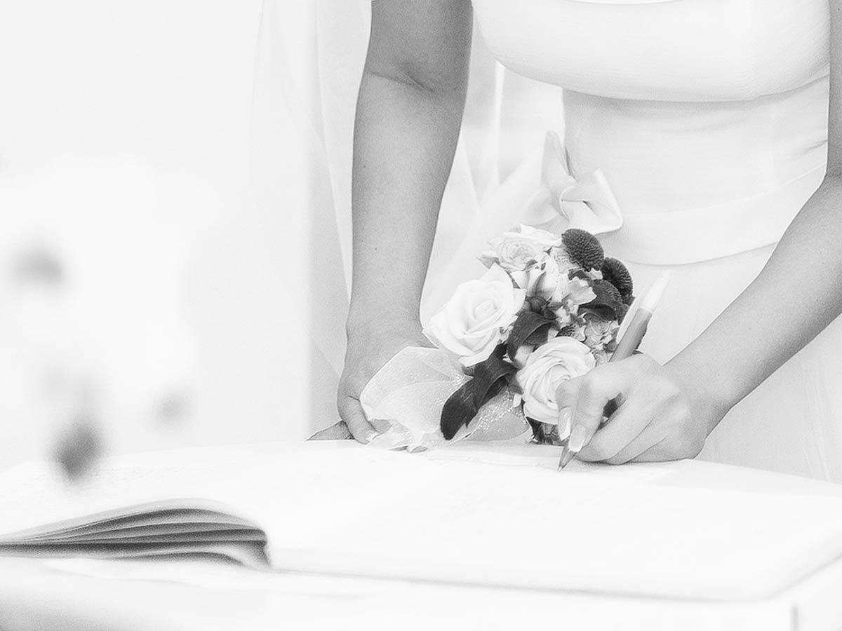 Geschichte des Brautkleids