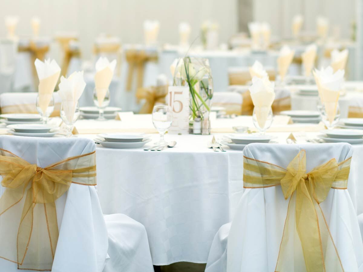 Porzellantreff - Hochzeitstisch