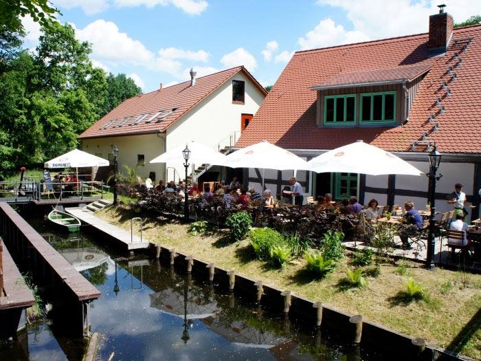 Hochzeit Forsthaus Bestensee Dahmeland