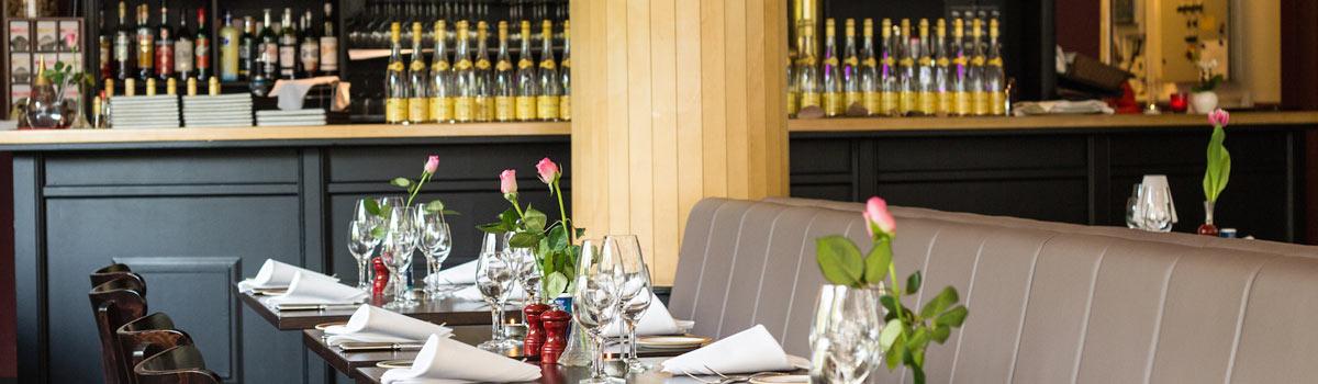 Hochzeit Restaurant Gourmanderie Berlin