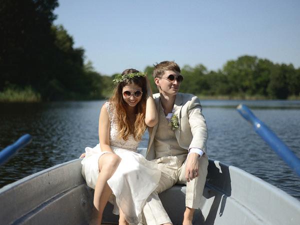 Hochzeitsfotos und Hochzeitsreportagen in Berlin