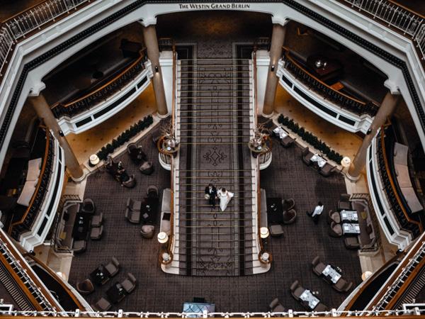 Hochzeitsmesse Westin Grand Hotel Berlin