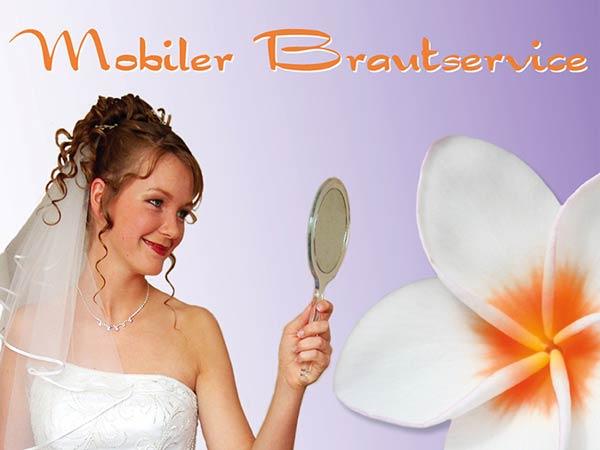 mobiler Brautservice am Hochzeitstag in Berlin, Potsdam und Brandenburg