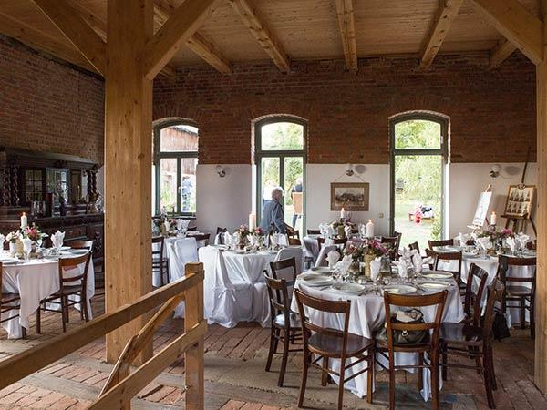 Hochzeitslocation in Mittenwalde - Gut Blankensee - Ölmühle