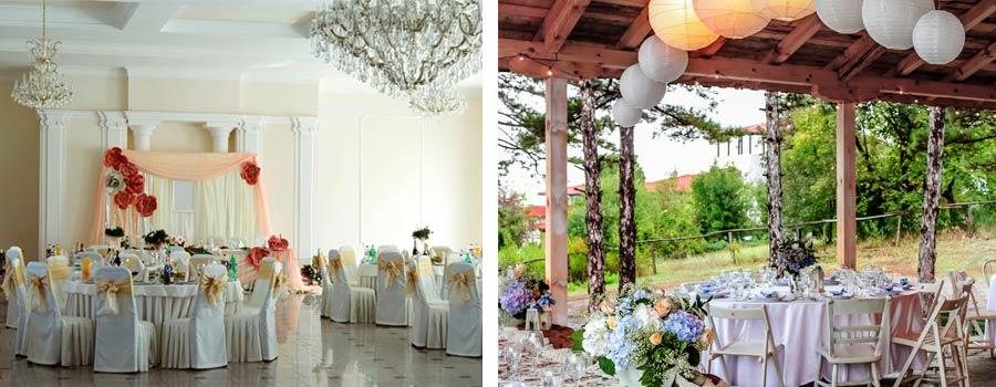Hochzeit Schloss oder Scheune?