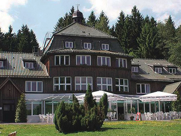 Hotel-Harzhaus