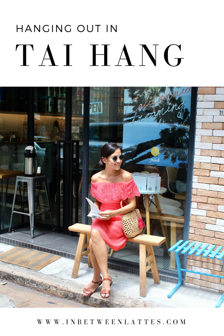 A guide to Tai Hang - In Between Lattes