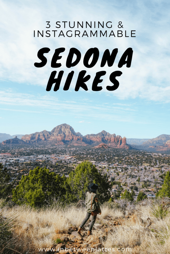 Best Sedona Hikes - In Between Lattes