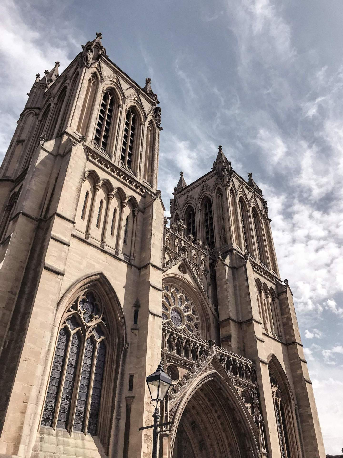 Bristol Cathedral. The Perfect Bristol Day Trip Itinerary