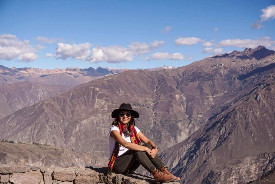 Colca Canyon Peru Self guided tour_3