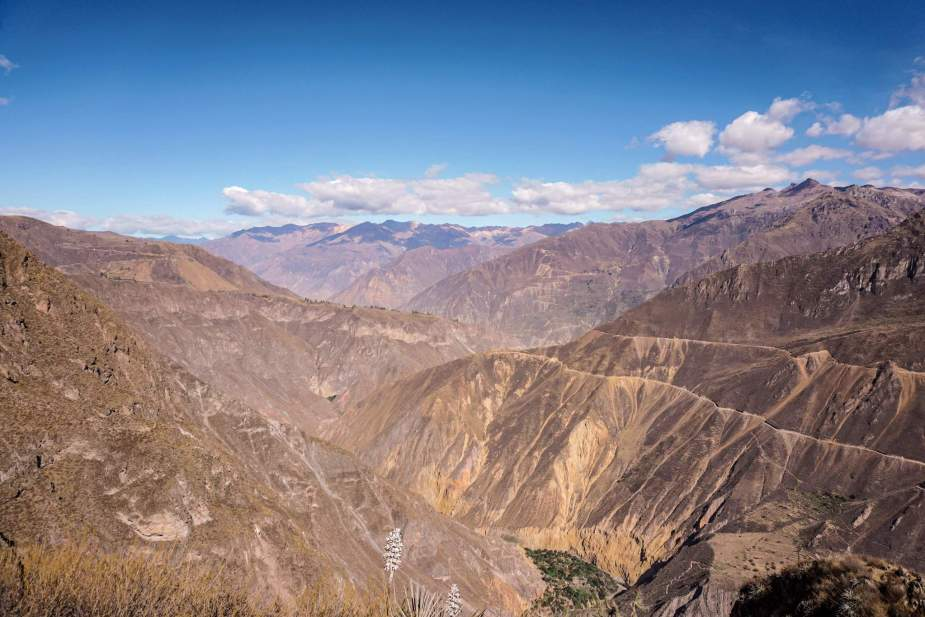 Colca Canyon Peru Self guided tour_6