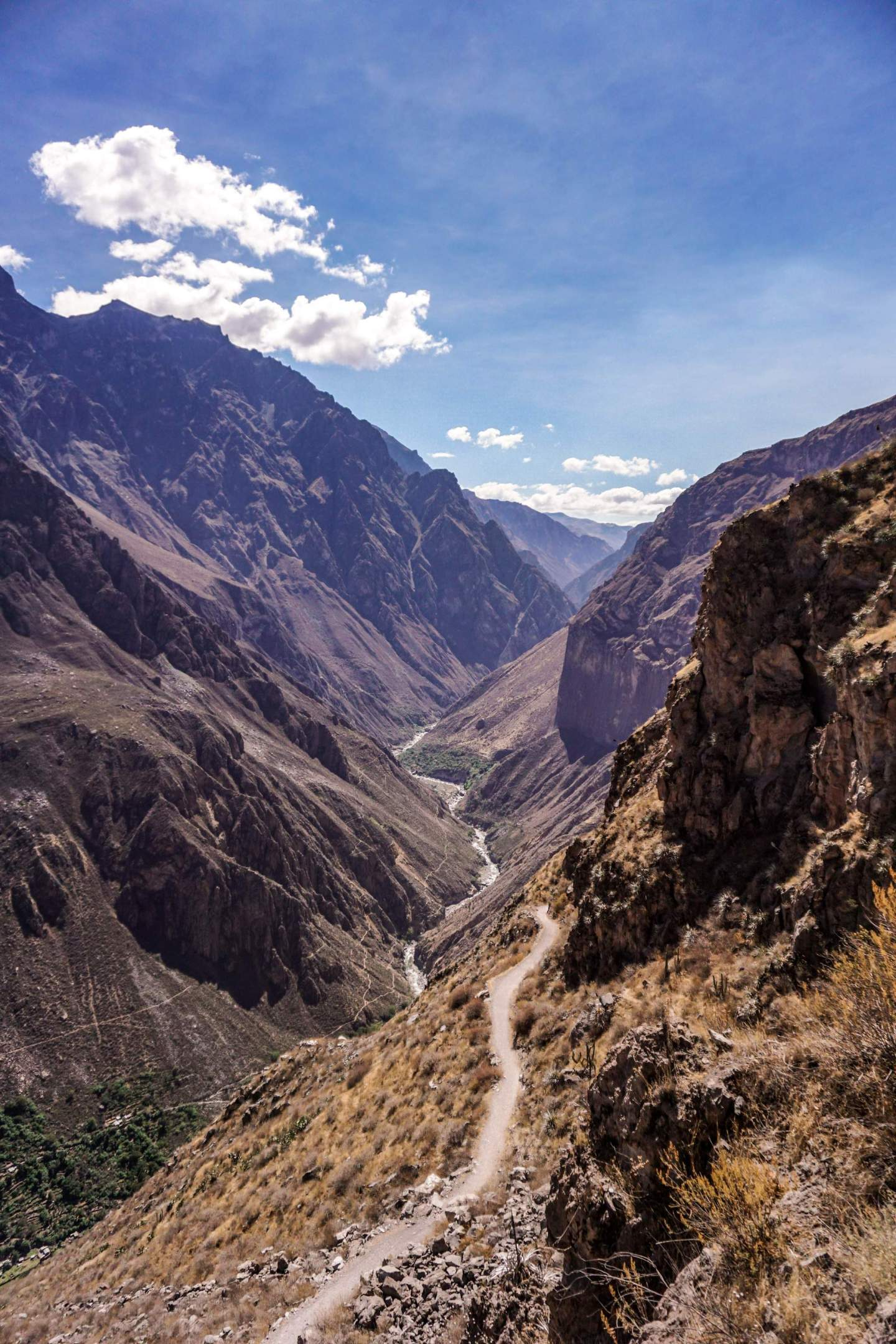 Colca Canyon Peru Self guided tour_9