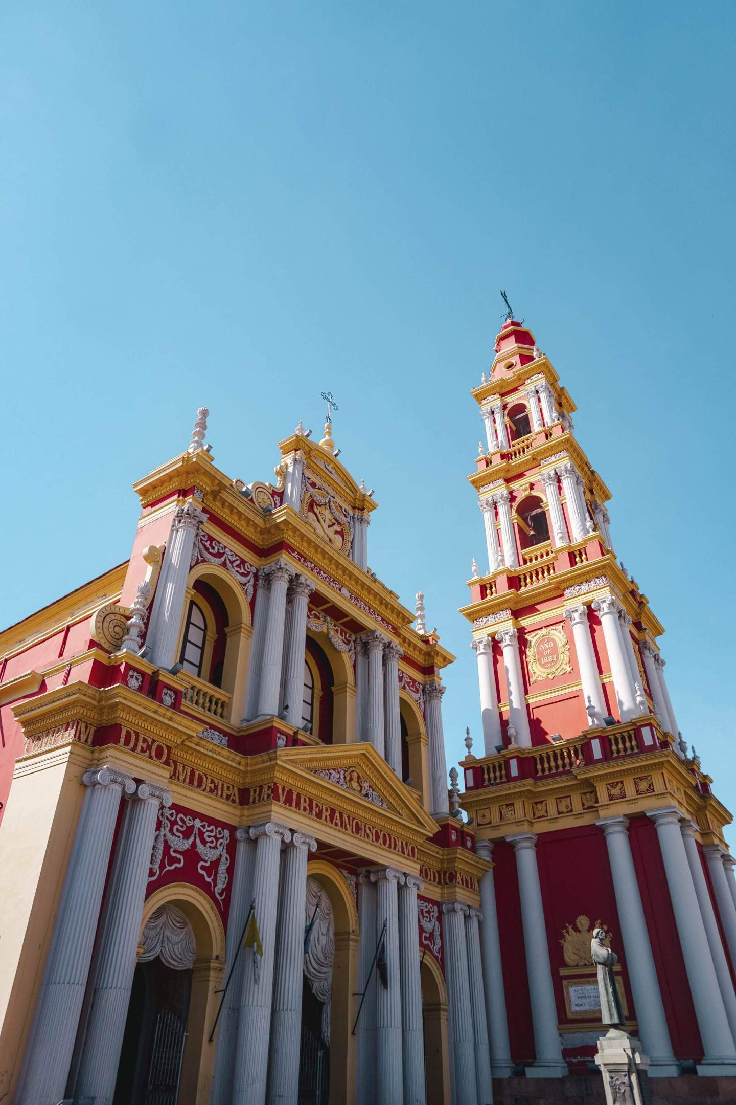 Things to do in Salta, Northwest Argentina, Colonial Architecture