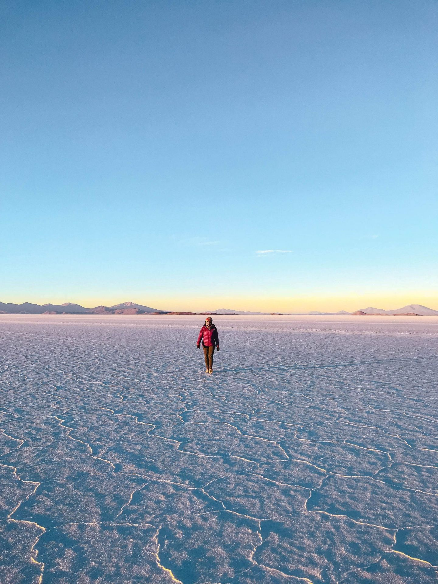Our Salar de Uyuni Salt Flats Tour from Atacama with Cruz Andina