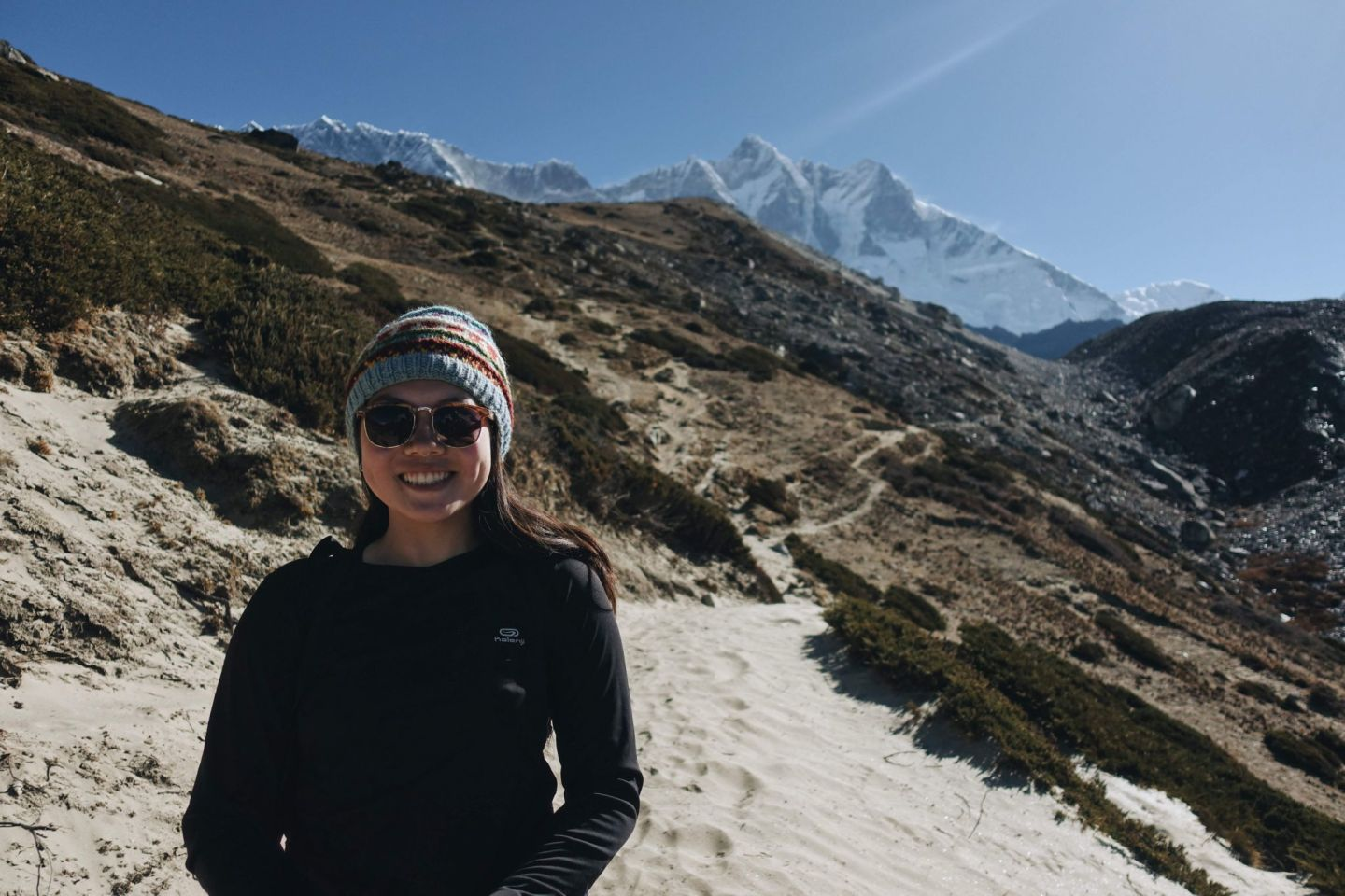 Conquering the Everest Three Passes Trek in Nepal (Interview)