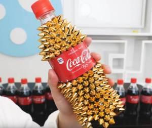 金のトゲトゲコーラ