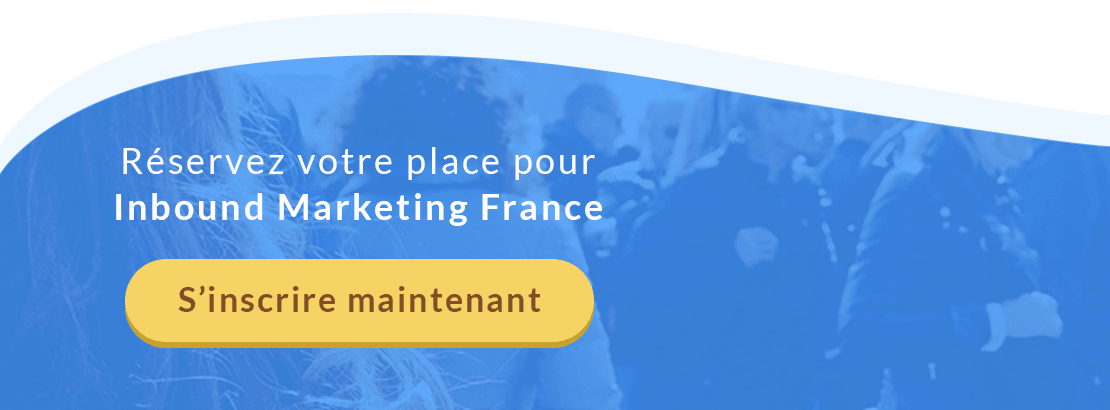 Inscription Inbound Marketing France
