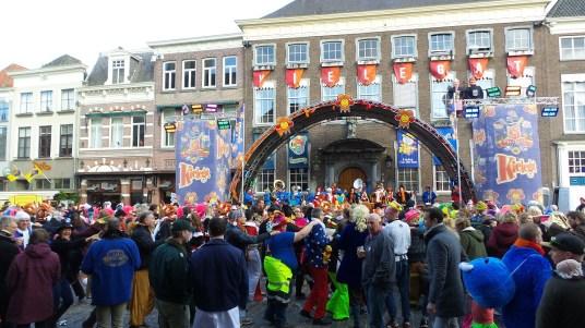 Carnaval Breda. Foto: Henk Voermans